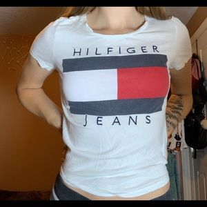 Tommy Hilfiger brand T-shirt